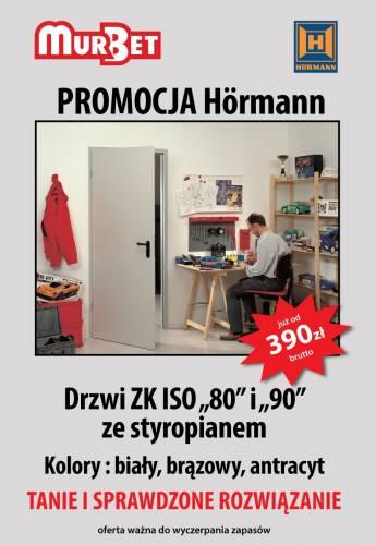 Promocja drzwi metalowe